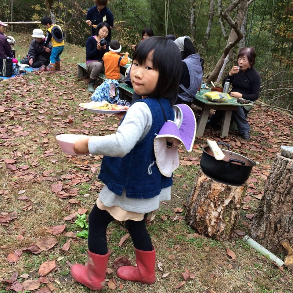 飯田市森のようちえん